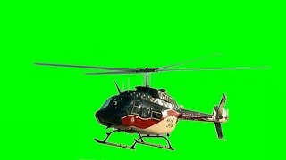 getlinkyoutube.com-Real Helicopter 1080p - Green Screen