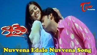 getlinkyoutube.com-Raam - Nuvvena Yadalo Nuvvena - Genilia - Nithin - Melody Song