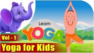 getlinkyoutube.com-Yoga for Kids - Vol 1 (All Standing Postures)