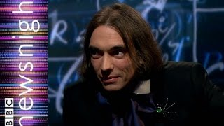 getlinkyoutube.com-Let yourself flow through the equations says mathematician Cedric Villani - Newsnight