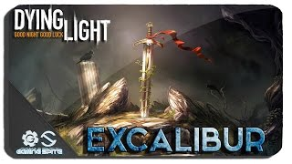 getlinkyoutube.com-Dying Light - Easter Egg Excalibur Secret Weapon + Blueprint