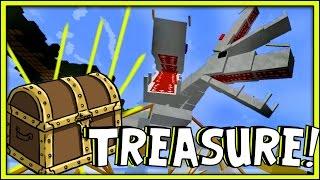 getlinkyoutube.com-Minecraft - Crazy Craft 2.2 - The King's Treasure!! [86]