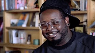getlinkyoutube.com-T-Pain: NPR Music Tiny Desk Concert