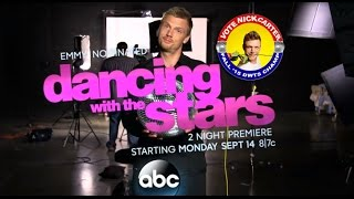 """getlinkyoutube.com-Vote for @NickCarter on """"Dancing With The Stars""""!"""