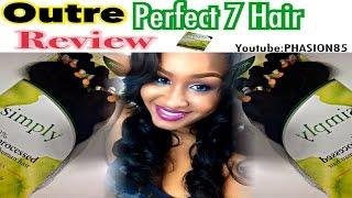 getlinkyoutube.com-OUTRE Simply Perfect 7 Brazilian Hair Review
