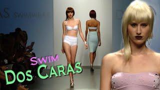 getlinkyoutube.com-Dos Caras Swimwear - Nolcha - FW13 - NY Fashion Week Swimsuit Bikini Model show