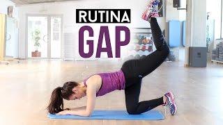 getlinkyoutube.com-Rutina de GAP | Glúteos, abdomen y piernas