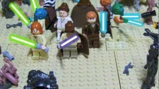 getlinkyoutube.com-Lego Geonosian Arena