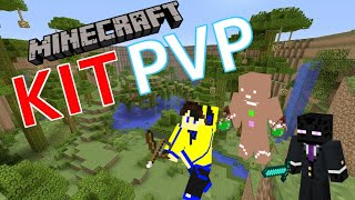 getlinkyoutube.com-【マイクラ】KIT PVP 職業を決めて戦え!! PS3 PS4 VITA