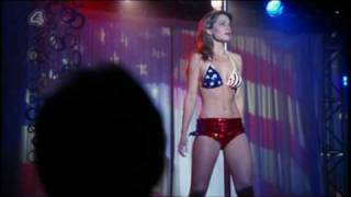 getlinkyoutube.com-Smallville: Erica Durance Pole Dancing In Her Underwear