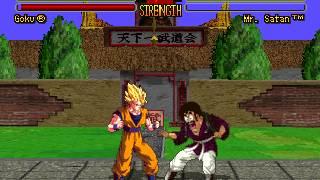 getlinkyoutube.com-[TAS] PSX Dragon Ball Z: Ultimate Battle 22 by Mothrayas in 17:22.47