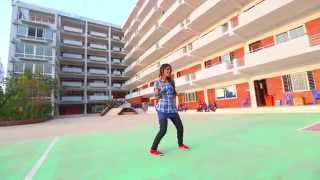 getlinkyoutube.com-ICC T20 World Cup-2014 Theme Song at Daffodil International University Permanent Campus
