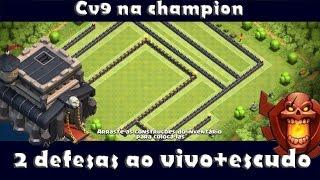 getlinkyoutube.com-Cv9 Troll - Defendendo Ao vivo 2x seguidas na Liga dos Campeões!