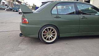 getlinkyoutube.com-BEST LAUNCH EVER   MITSUBISHI EVO  =  // 860 HP // NOS+ TWIN TURBO Evo lover must watch