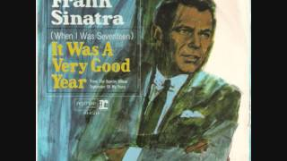 getlinkyoutube.com-Frank Sinatra - It Was A Very Good Year