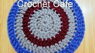 getlinkyoutube.com-كروشيه الدائرة و كيفية إغلاقها بطريقة جديدة | كروشيه كافيه Crochet Cafe