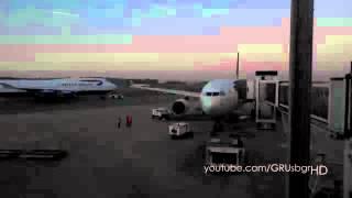getlinkyoutube.com-Airbus a330 da TAM - 🛫Decolando de Guarulhos e 🛬Pousando em Fortaleza