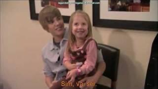 getlinkyoutube.com-Jimmy Surprises Bieber Fan - legendado ptbr