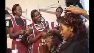 Angela Chibalonza Muliri - Jubilee