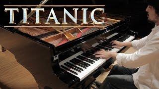 My Heart Will Go On - Titanic - Piano Solo Cover | Léiki Uëda