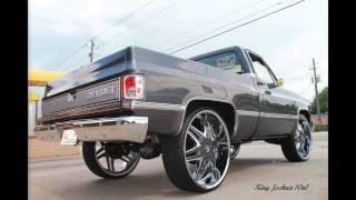 getlinkyoutube.com-Shortbed on 30s and Box Chevy on 30s