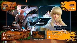 getlinkyoutube.com-TEKKEN 7 Fr 12/18 Eyemusician(Yoshimitsu) vs Yeoni(Lili) (철권7 Fr 아이뮤지션 vs 여니)