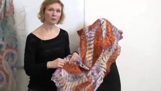 getlinkyoutube.com-Мария Гладченко. Создание палантинов. Выступление на Лаборатории