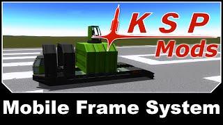 getlinkyoutube.com-KSP Mods - Mobile Frame System