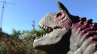 getlinkyoutube.com-T Rex vs Carnotaurus 3