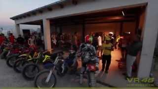 getlinkyoutube.com-Rossi & Marquez Forever - Moto Ranch 2014