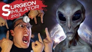 getlinkyoutube.com-Surgeon Simulator 2013 Space Update (ALIEN SURGERY) | MOST DRAMATIC ENDING EVER