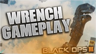 """getlinkyoutube.com-NEW """"WRENCH GAMEPLAY"""" In BLACK OPS 3 - BO3 WRENCH MELEE WEAPON GAMEPLAY!"""