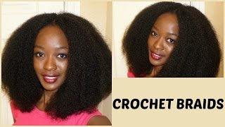 getlinkyoutube.com-Natural Looking Crochet Braids With Cuban Twist Hair (4b/4c Natural Hair)