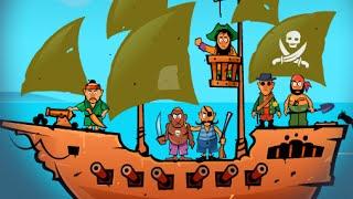 getlinkyoutube.com-Awesome Pirates Full Walkthrough Gameplay