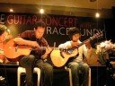 Trace Bundy &amp; Sungha Jung playing Canon on Acoustic Guitar