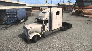 ETS 2: Freightliner Classic XL CAT Edition