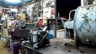 getlinkyoutube.com-Washer Motor Self Destruction at 20,000RPM (Bearing Failure)