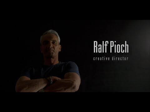 Ralf Pioch - Creative Director - YouTube Video Preview