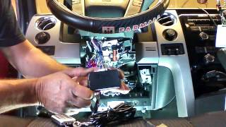 getlinkyoutube.com-2009-2010 Ford F150 Plug and play remote start