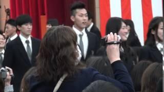 getlinkyoutube.com-厚木北35期卒業式 退場