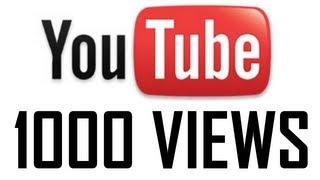 getlinkyoutube.com-HOW TO GET 1000 VIEWS A DAY! *WORKS*