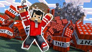 getlinkyoutube.com-TNT RUN - EPICO FINAL!! - Minecraft - Nexxuz World