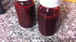 getlinkyoutube.com-How to Make a Reborn Zombie Blood Brains Bottle