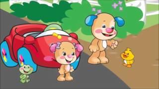 getlinkyoutube.com-Fisher Price Puppy Movie B