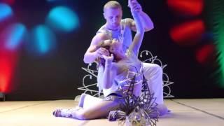 getlinkyoutube.com-Show kizomba duet - Nadiia Boiko & Sergey Asagchiy