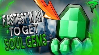 """getlinkyoutube.com-""""FASTEST WAY TO GET SOUL GEMS!"""" Minecraft COSMIC Factions #7 (Ice Planet)"""
