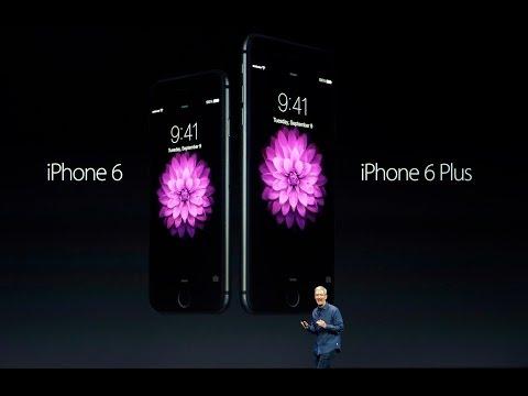 مختصر مؤتمر أبل والاعلان عن الايفون 6 وساعة أبل الذكية