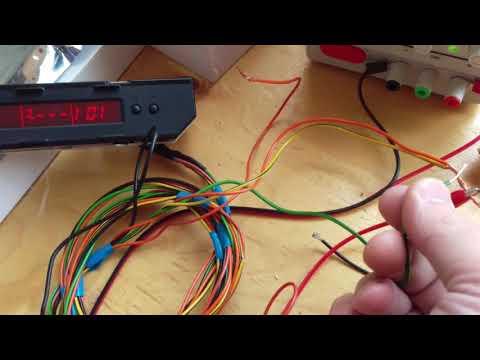 Сузуки Гранд Витара управление подсветкой центральных часов-бк