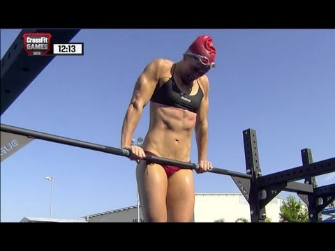 CrossFit - Event Summary: Women's The Pool (Well Done To The Winner Michele Letendre)