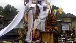 getlinkyoutube.com-Ngaben terbesar di bali